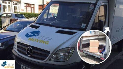 E12  office removals Aldersbrook