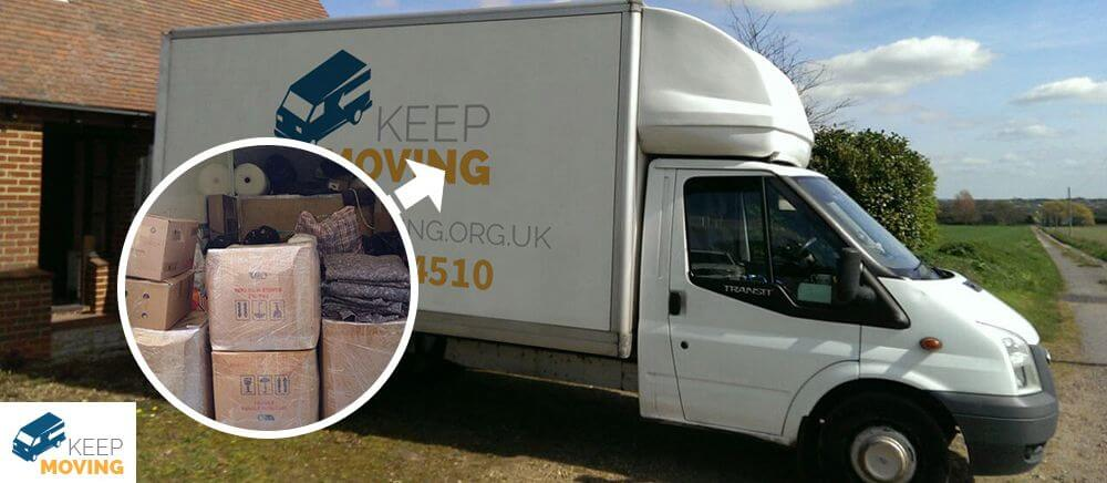 removals and storage Tring