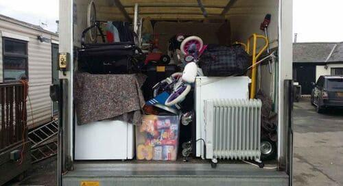 BR6 moving van rental Downe