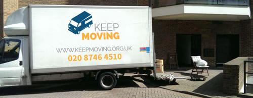 EN3 moving service Enfield Lock