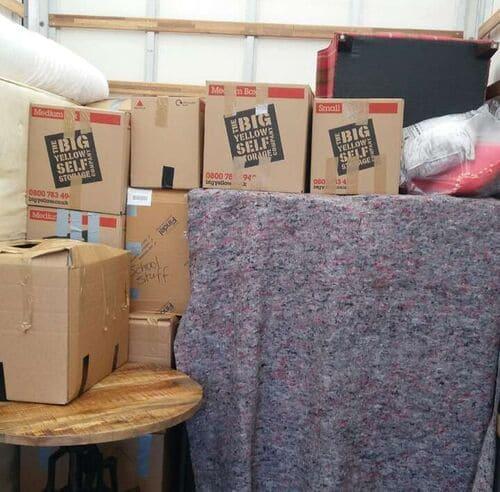 Malden Rushett removal vans for hire KT9