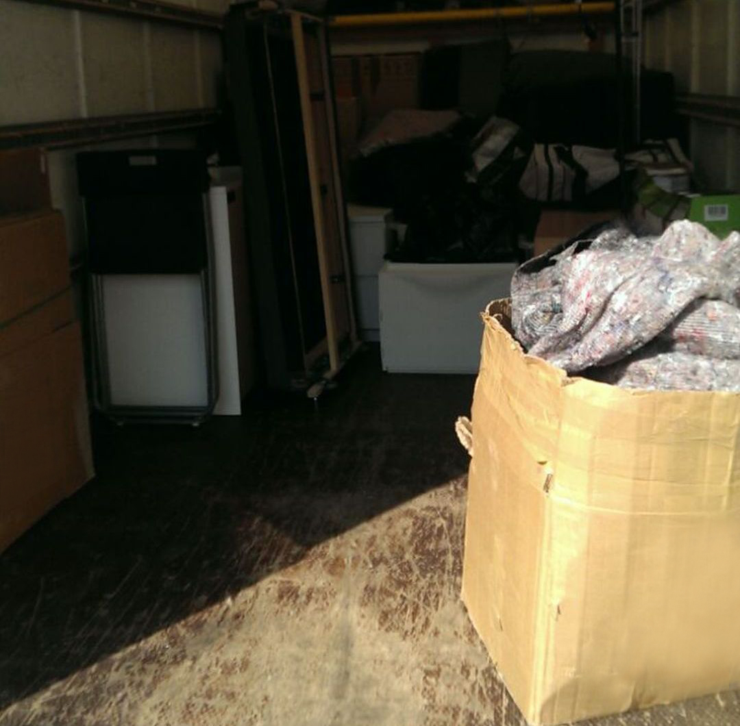 RM3 moving van rental Harold Wood
