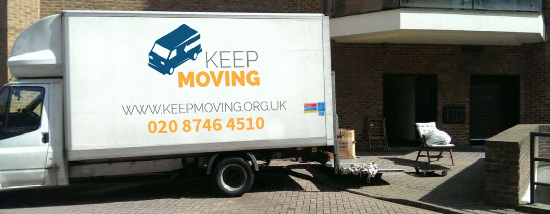 SE19 moving van rental Crystal Palace
