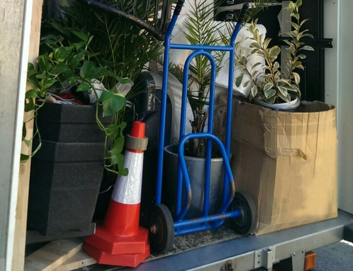 WD5 moving van rental Rickmansworth