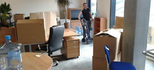 moving company in Alexandra Park