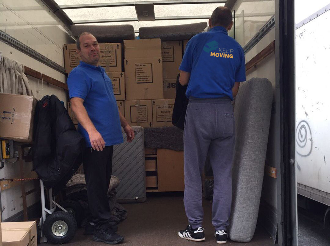 Bounds Green professional relocation services N22