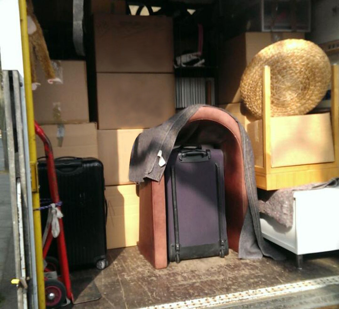 SE16 office removal companies Canada Water