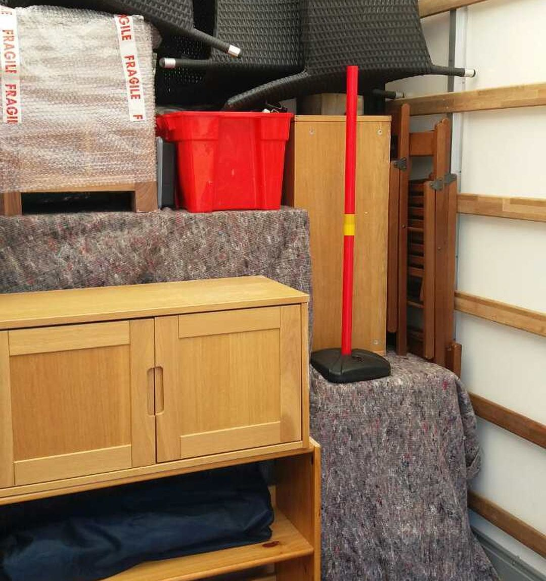 moving company in Chertsey