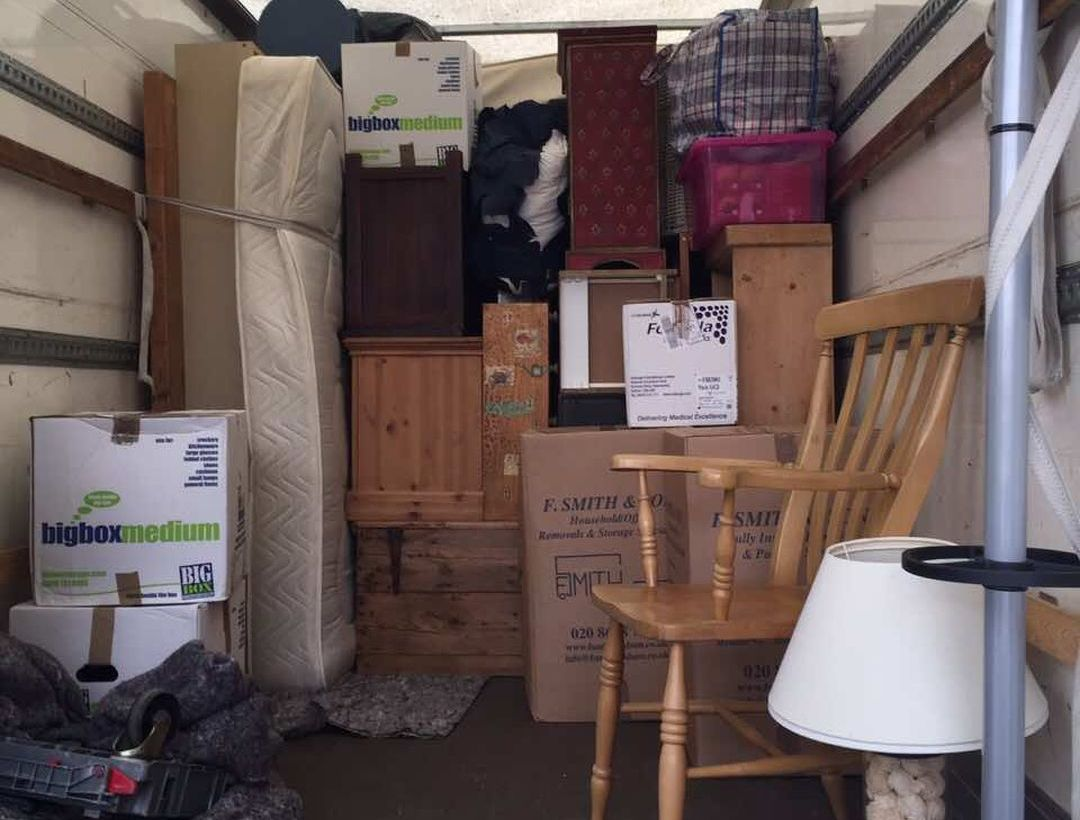 local removals SW4