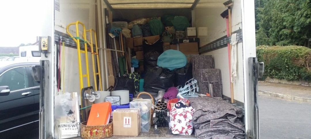 moving company in Dollis Hill