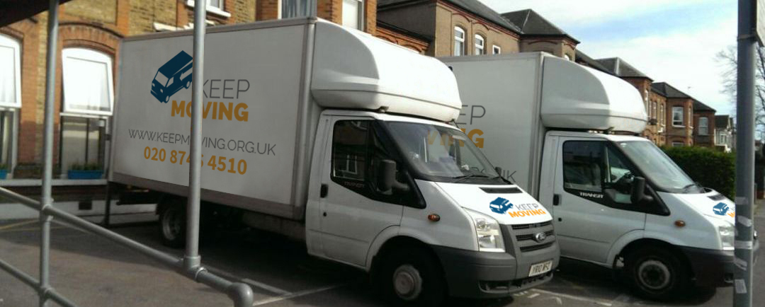 EC1 removalists in Finsbury